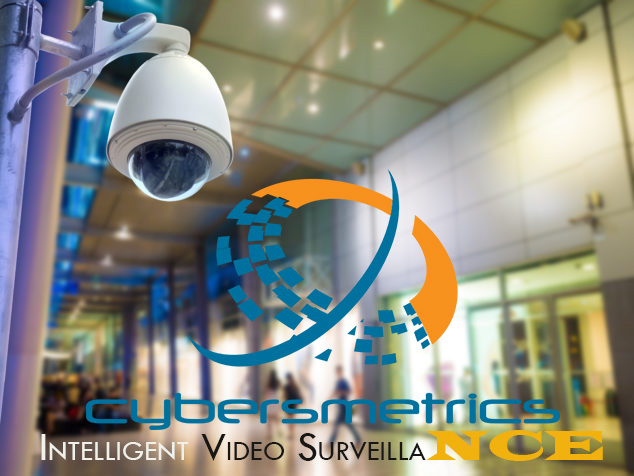 Surveillance Security Camera or CCTV in shopping mall for protection system
